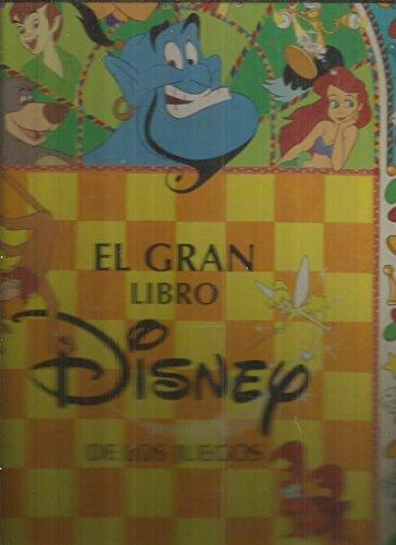 9788439287759: Gran Libro Disney de Los Juegos (Spanish Edition)
