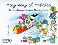 9788439289531: HOY VOY AL MEDICO CUADERNILLO