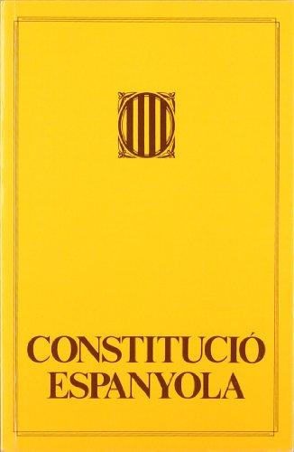 9788439329411: Constituci espanyola