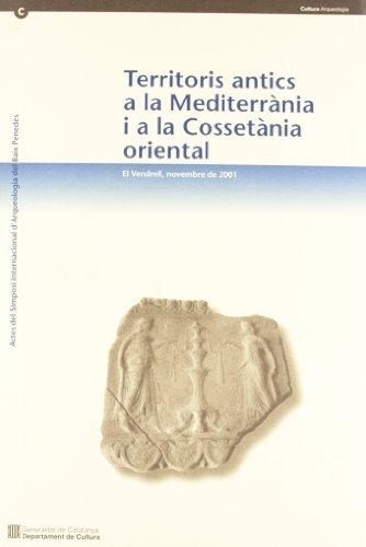 TERRITORIS ANTICS A LA MEDITERRANIA I A: GUITART, J. /