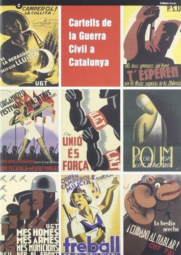9788439373537: Cartells de La Guerra Civil a Catalunya