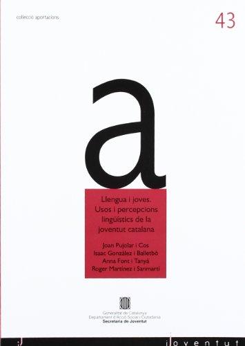 9788439383567: Llengua i joves. Usos i percepcions lingüístics de la joventut catalana (Aportacions)