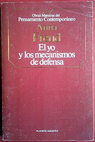 9788439500162: El yo y los mecanismos de defensa