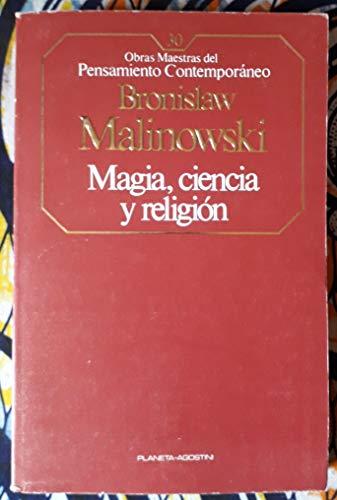 9788439500346: Magia, ciencia y religión