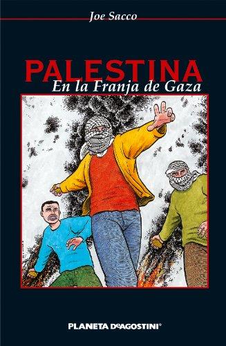 9788439504467: Palestina (TRAZADO JOE SACCO)
