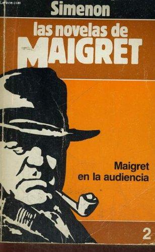 9788439505310: Maigret en la audiencia