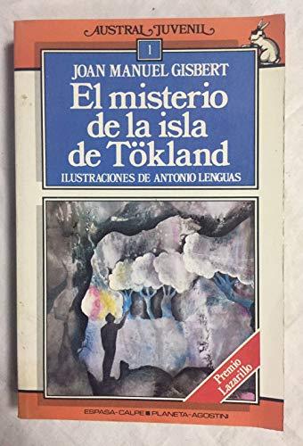 9788439508175: El misterio de la isla de tokland (Austral Juvenil)