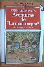 9788439508243: Aventuras De La Mano Negra