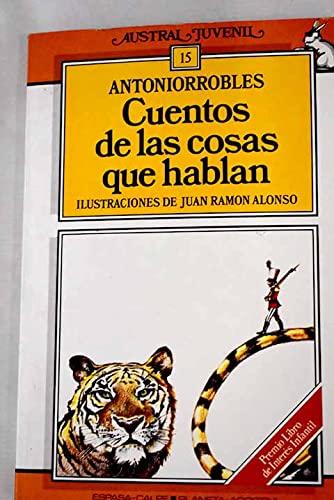 9788439508311: Cuentos De Las Cosas Que Hablan/Tales of Talking Things