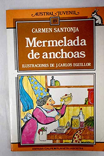 9788439511182: Mermelada De Anchoas