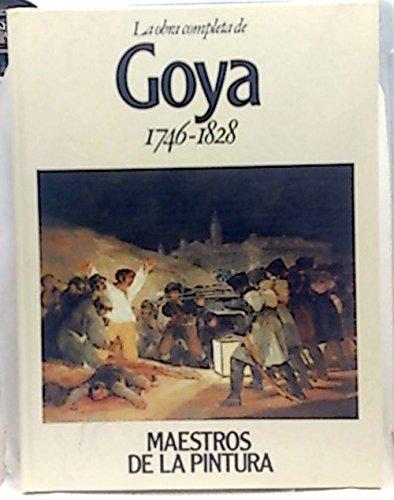 9788439511441: Maestros de la pintura, 3. La obra completa Goya 1746-1828