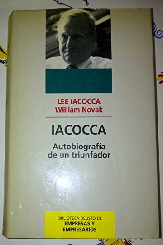 Iacocca: Autobiografia de un triunfador: Lee Iacocca