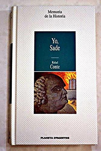 9788439559788: Yo, Sade