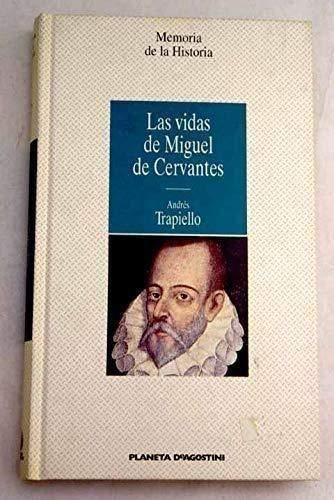 9788439559795: Las vidas de Miguel de Cervantes
