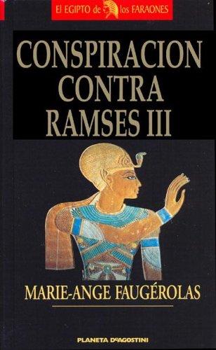 9788439568971: Conspiracion Contra Ramses III