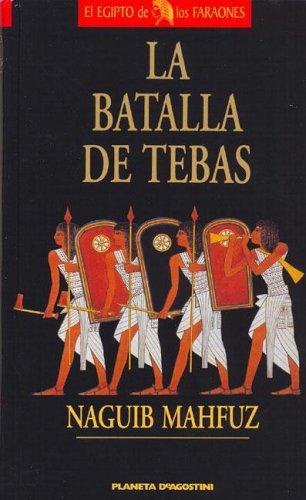 9788439568988: La Batalla de Tebas (Spanish Edition)