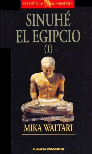 9788439569435: Sinuhe El Egipcio I (Spanish Edition)