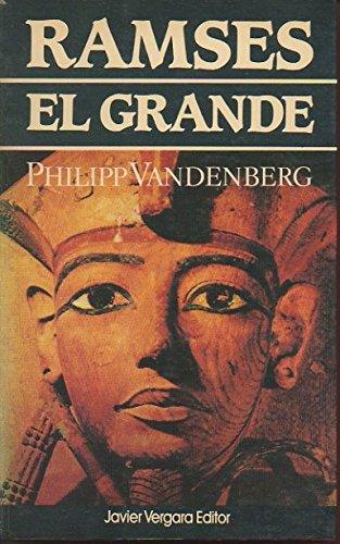 9788439579601: Ramses, el grande