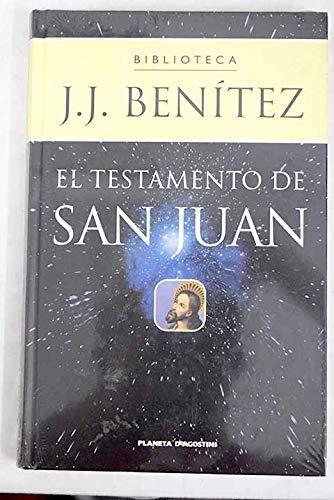 9788439582687: El testamento de san juan