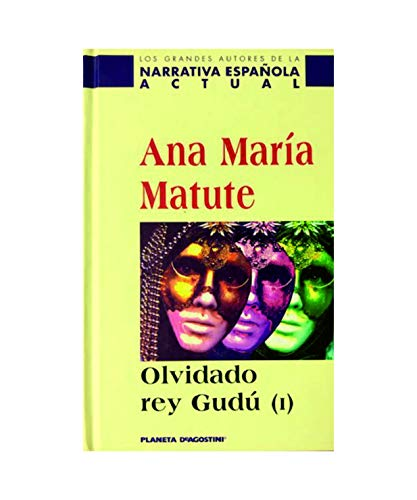 9788439582809: Olvidado Rey Gudu (I)