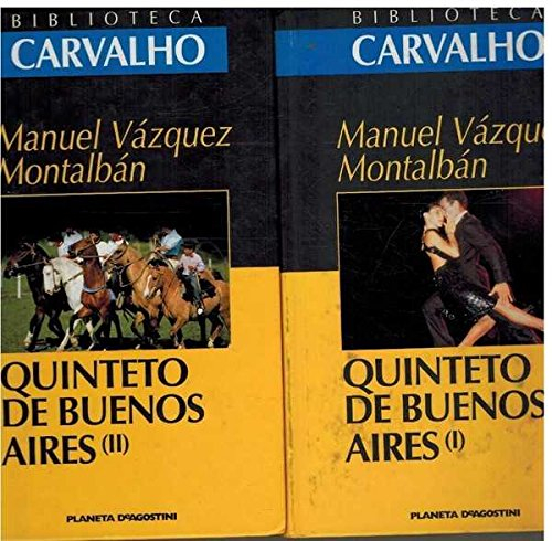9788439584513: Quinteto De Buenos Aires (1)
