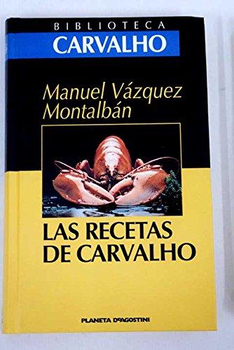 9788439584568: Las recetas de carvalho
