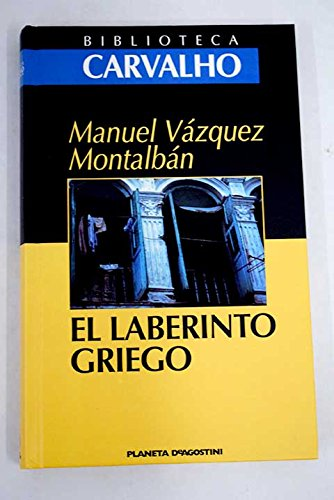 9788439584629: Laberinto Griego, el