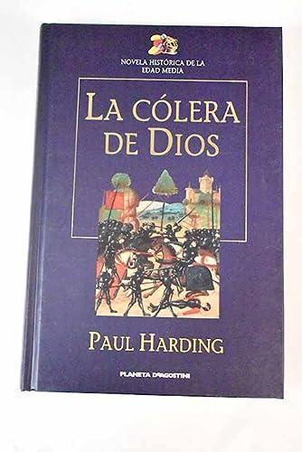 9788439584919: La cólera de Dios: un terrible misterio protagonizado por fray Athelstan