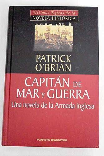 9788439588405: Capitán De Mar Y Guerra
