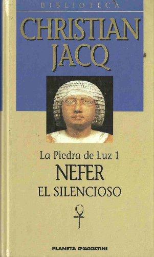 9788439588535: Nefer El Silencioso