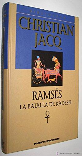 9788439588573: Ramsés. La Batalla De Kadesh