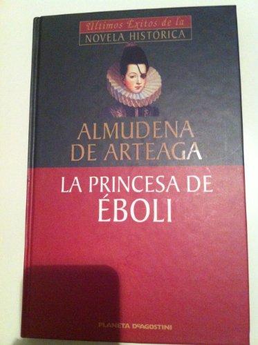 9788439590248: La princesa de eboli