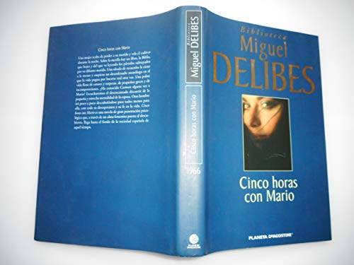 9788439592037: Cinco Horas Con Mario