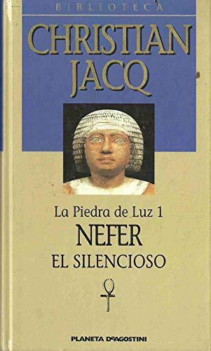 9788439595175: Nefer El Silencioso