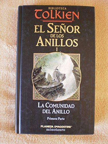 9788439596196: El Señor de los Anillos, tomo 1: La comunidad del anillo (primera parte)
