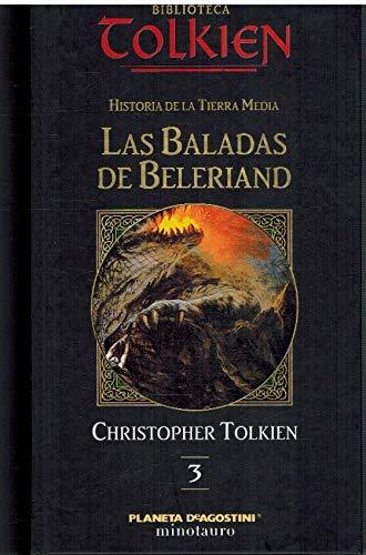 9788439597988: Las Baladas De Beleriand