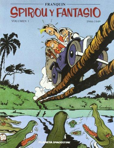9788439598299: Spirou y Fantasio n 01: 1946-1949