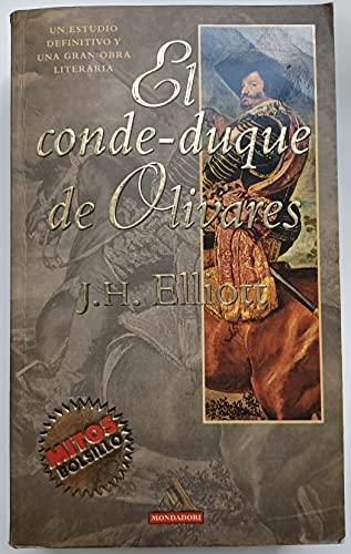 9788439702481: El conde-duque de Olivares