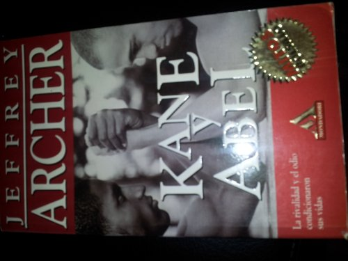 9788439702610: Kane y abel (Mitos Bolsillo)