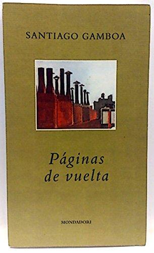 9788439702627: Paginas De Vuelta