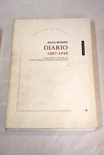 9788439702658: Diario 1887-1910/ Diary 1887-1910 (Spanish Edition)