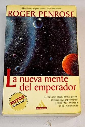 9788439703402: La nueva mente del emperador (