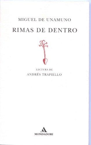 9788439703525: Rimas De Dentro (Lecturas De Poesia, 3) (Spanish Edition)