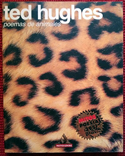 Poemas de Animales - Mitos Poesia (Spanish Edition) (9788439703822) by Ted Hughes