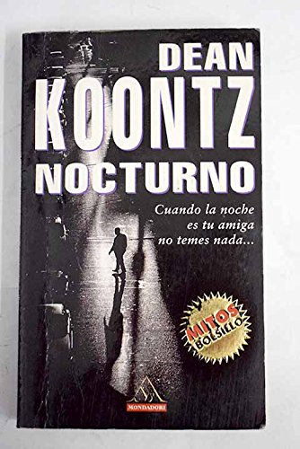 9788439704140: Nocturno (Spanish Edition)