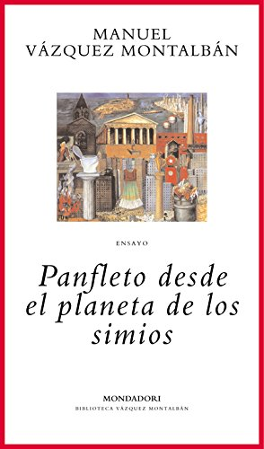 9788439705802: Panfleto desde el planeta de los simios / Pamphlet from the Planet of the Apes (Spanish Edition)