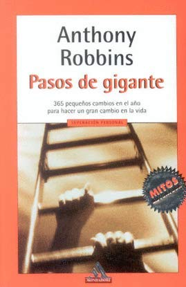 Pasos de gigante / Giant Steps (Spanish Edition): Robbins, Anthony