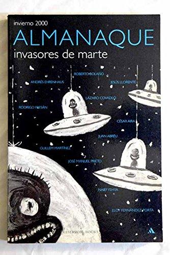 9788439706144: Almanaque. invasores de marte (Col.Leccio Lectura I So)