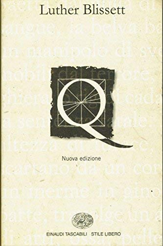 9788439706403: Q (luther blisset) (kartone) (Literatura Mondadori)