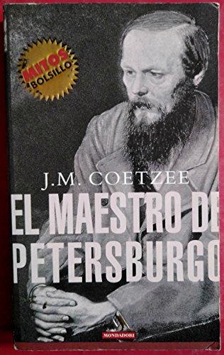 9788439707257: El Maestro De Petersburgo